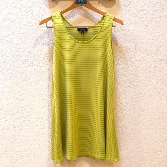 Comfy USA brand sleeveless tunic.Size M